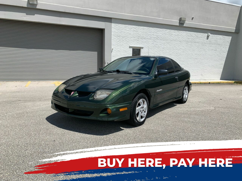2000 Pontiac Sunfire for sale at Mid City Motors Auto Sales - Mid City North in N Fort Myers FL