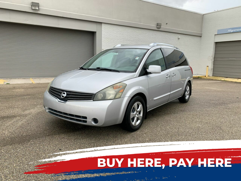 2007 Nissan Quest for sale at Mid City Motors Auto Sales - Mid City North in N Fort Myers FL