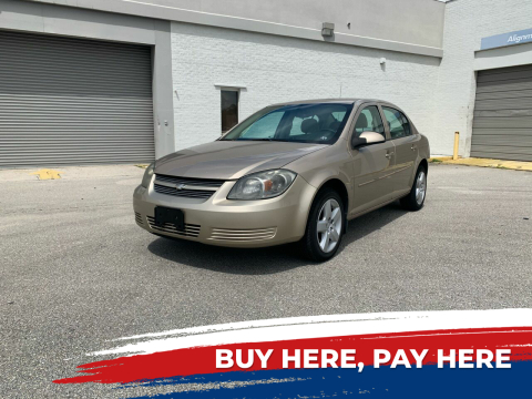 2008 Chevrolet Cobalt for sale at Mid City Motors Auto Sales - Mid City South in Fort Myers FL