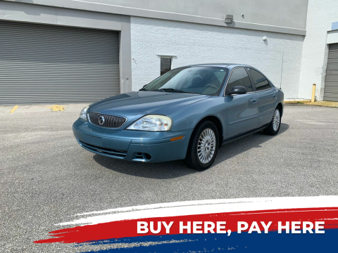 2005 Mercury Sable for sale at Mid City Motors Auto Sales - Mid City South in Fort Myers FL