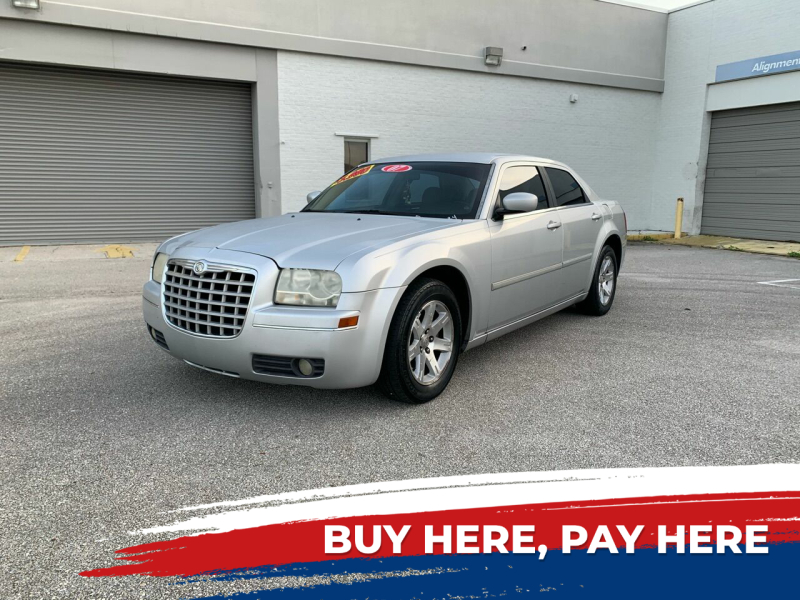 2007 Chrysler 300 for sale at Mid City Motors Auto Sales - Mid City South in Fort Myers FL