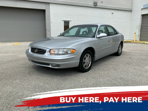 2000 Buick Regal for sale at Mid City Motors Auto Sales - Mid City South in Fort Myers FL