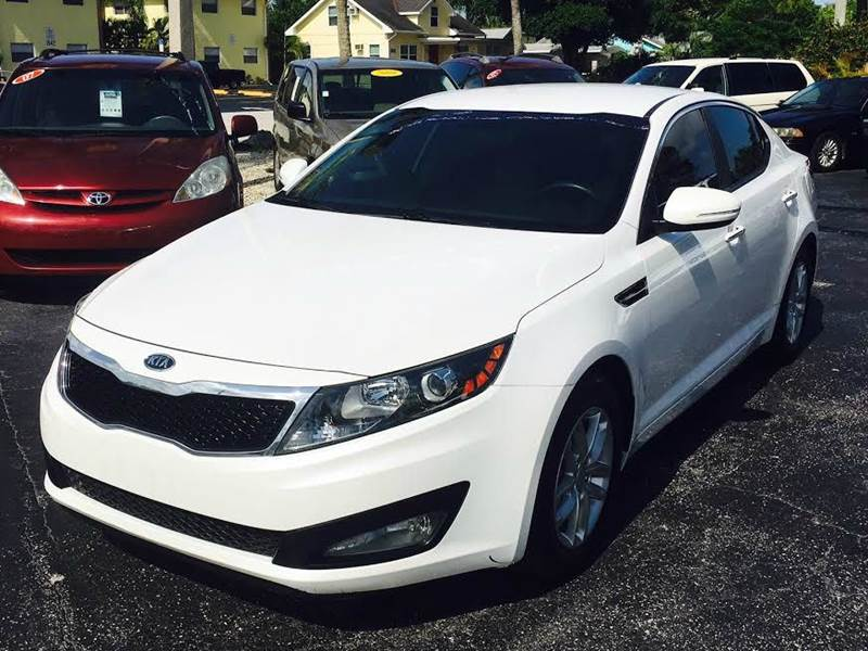 2013 Kia Optima for sale at Mid City Motors Auto Sales in Fort Myers FL