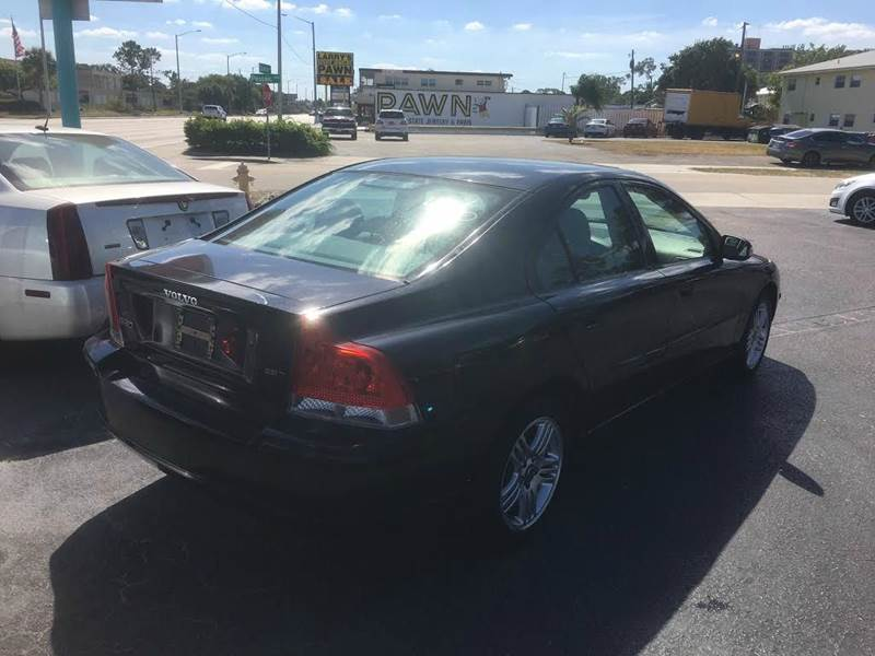 2007 Volvo S60 2.5T 4dr Sedan - Fort Myers FL