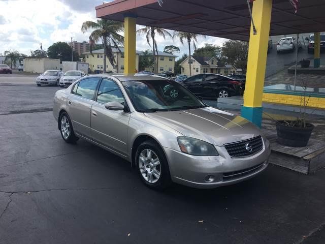 2005 Nissan Altima 2.5 S 4dr Sedan - Fort Myers FL