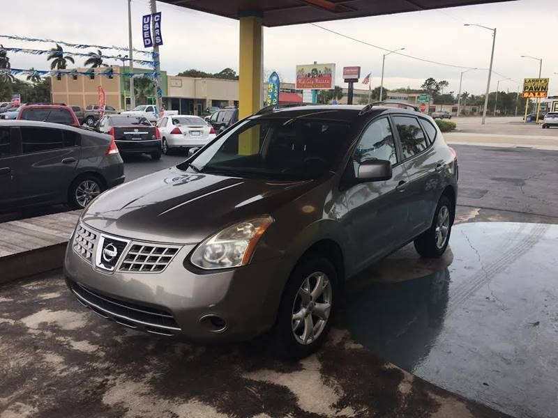 2008 Nissan Rogue SL Crossover 4dr - Fort Myers FL