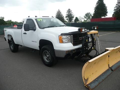 2009 GMC Sierra 3500HD for sale in East Windsor, CT