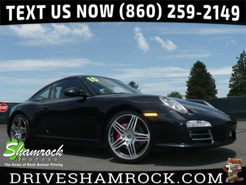 2010 Porsche 911 for sale in East Windsor, CT