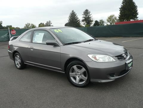 2004 Honda Civic for sale in East Windsor, CT
