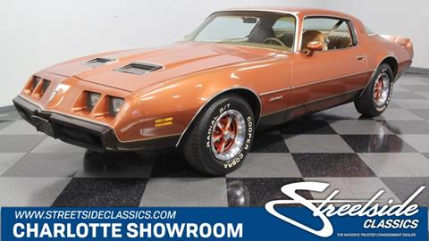 1980 Pontiac Firebird for sale in Concord, NC