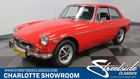 1973 MG MGB for sale in Concord, NC