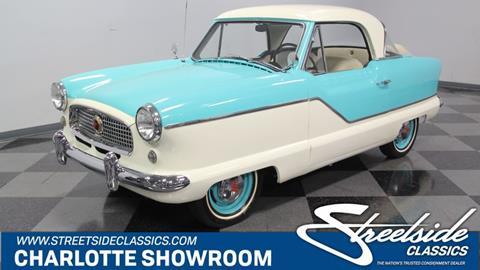 1961 Nash Metropolitan for sale in Concord, NC