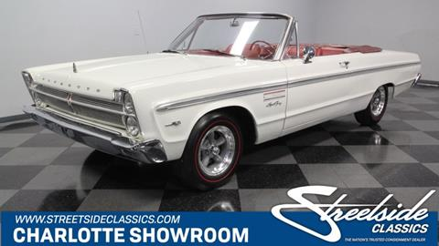 1965 Plymouth Sport Fury for sale in Concord, NC