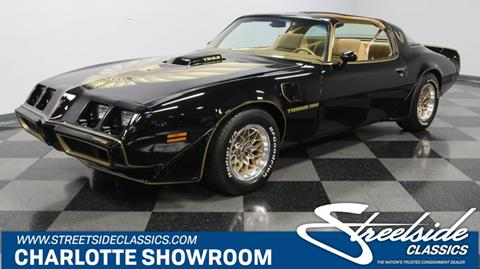 1979 Pontiac Firebird for sale in Concord, NC