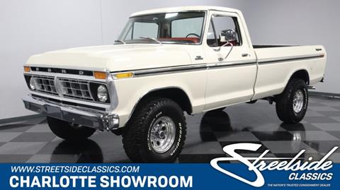 1977 Ford F-150 for sale in Concord, NC