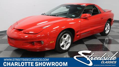 1999 Pontiac Firebird for sale in Concord, NC