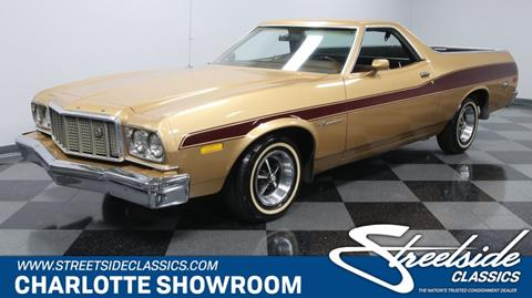 1976 Ford Ranchero for sale in Concord, NC