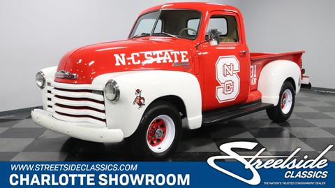 1950 Chevrolet 3100 for sale in Concord, NC