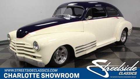1947 Chevrolet Fleetline for sale in Concord, NC