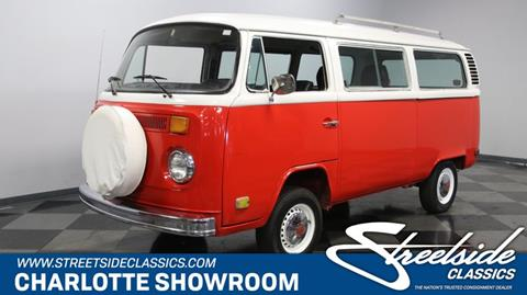1979 Volkswagen Bus for sale in Concord, NC