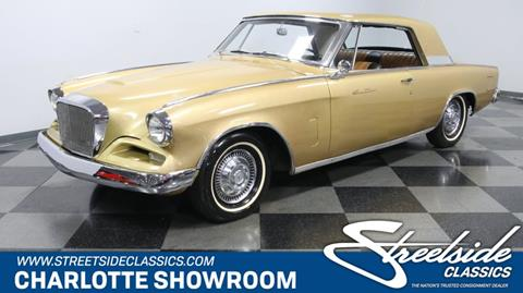 1962 Studebaker Hawk for sale in Concord, NC