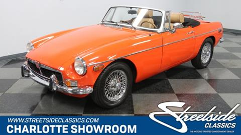 1980 MG MGB for sale in Concord, NC