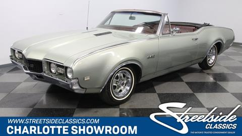 1968 Oldsmobile 442 for sale in Concord, NC