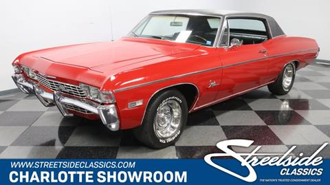 1968 Chevrolet Impala for sale in Concord, NC