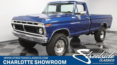 1976 Ford F-250 for sale in Concord, NC