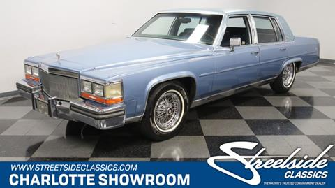 1988 Cadillac Brougham for sale in Concord, NC