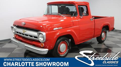 1957 Ford F-100 for sale in Concord, NC