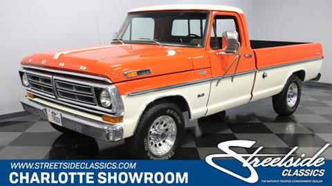 1972 Ford F-250 for sale in Concord, NC