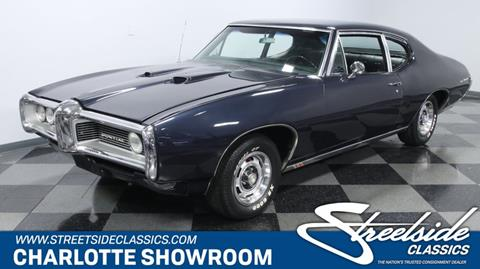 1968 Pontiac Le Mans for sale in Concord, NC
