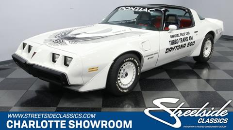 1981 Pontiac Firebird for sale in Concord, NC