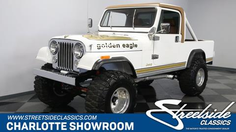 Classic Jeeps For Sale >> 1981 Jeep Scrambler For Sale In Concord Nc