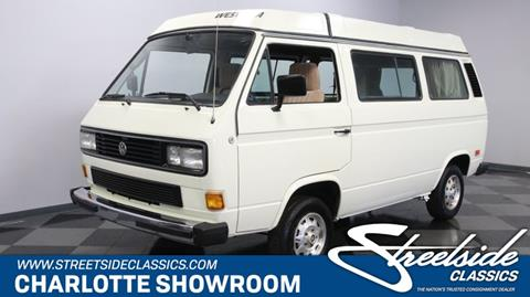 1986 Volkswagen Vanagon for sale in Concord, NC