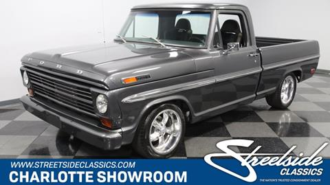 1968 Ford F-100 for sale in Concord, NC
