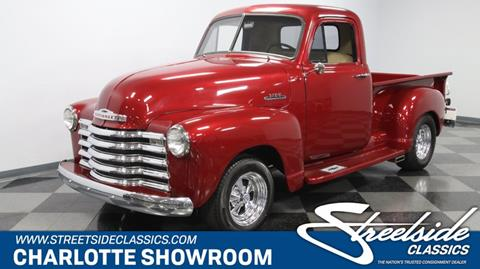 1953 Chevrolet 3100 for sale in Concord, NC