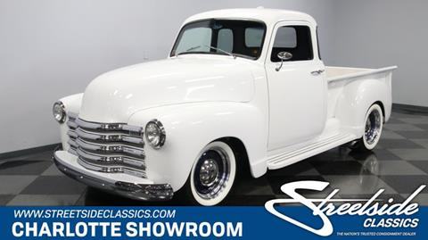 1952 Chevrolet 3100 for sale in Concord, NC