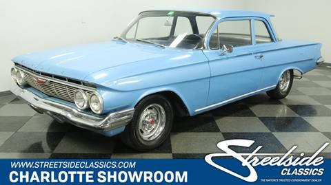 1961 Chevrolet Biscayne for sale in Concord, NC
