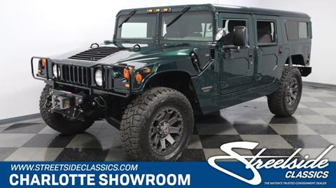 1998 AM General Hummer for sale in Concord, NC