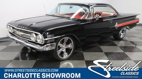 1960 Chevrolet Impala for sale in Concord, NC
