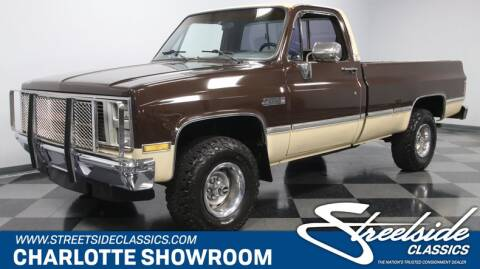 1986 GMC C/K 1500 Series for sale in Concord, NC