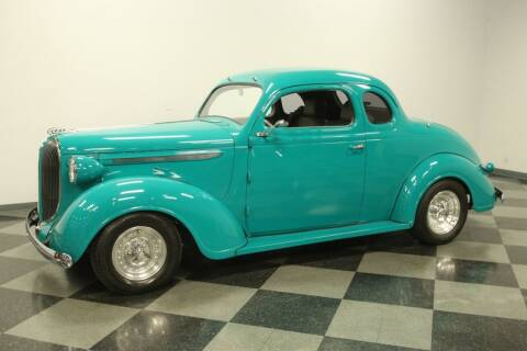 1938 Plymouth Business Coupe
