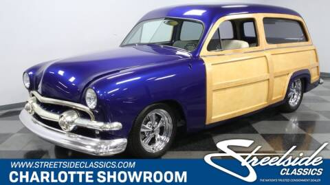 1949 Ford Woody Wagon for sale at Streetside Classic Cars - Charlotte - Streetside Classics in Concord NC