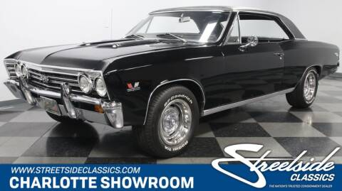 1967 Chevrolet Chevelle for sale at Streetside Classic Cars - Charlotte - Streetside Classics in Concord NC