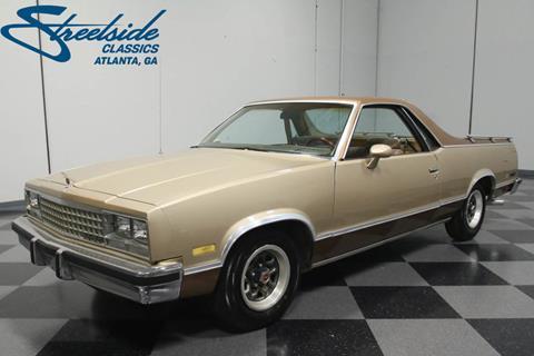 1985 Chevrolet El Camino for sale in Lithia Springs, GA