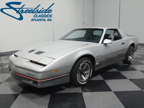 1985 Pontiac Firebird for sale in Lithia Springs, GA