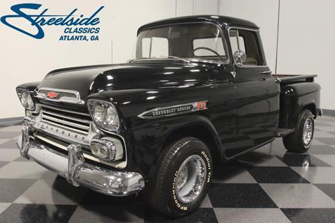 1959 Chevrolet Apache for sale in Lithia Springs, GA