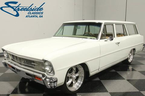 1966 Chevrolet Nova for sale in Lithia Springs, GA